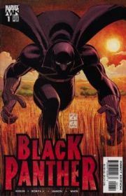 Black Panther Comics (2005 Series)